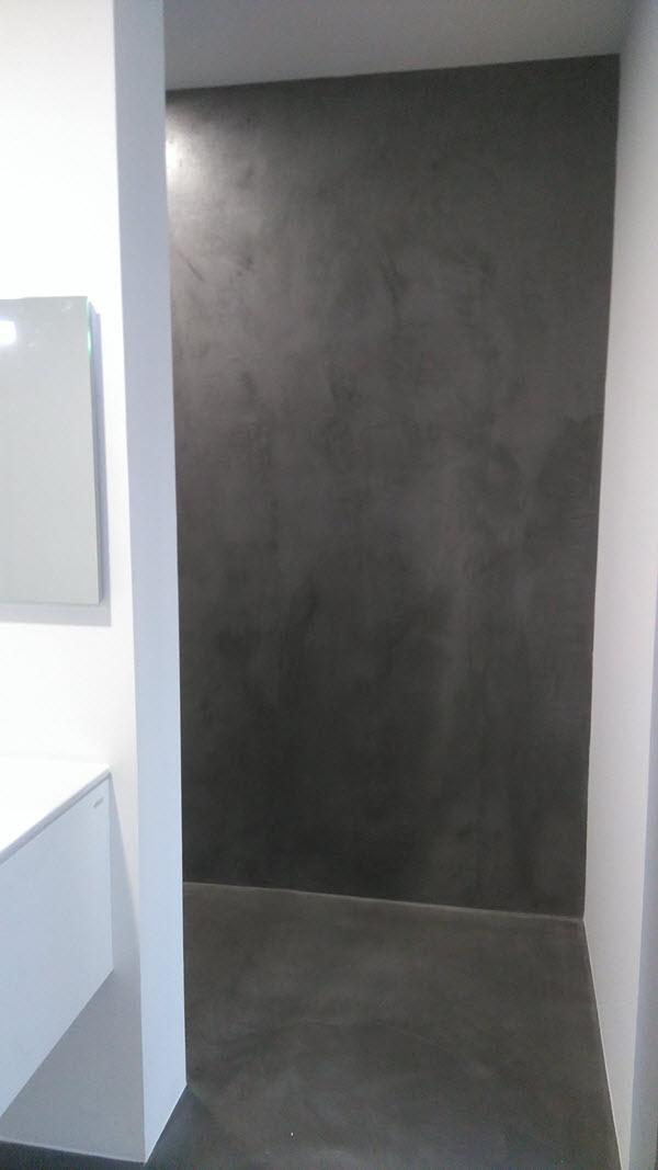 rev tement de sol en b ton cir b ton cir int rieur. Black Bedroom Furniture Sets. Home Design Ideas